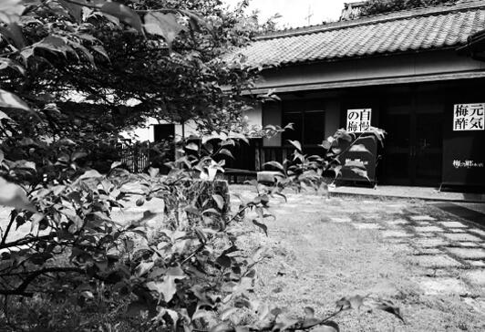紀州ほそ川 社屋